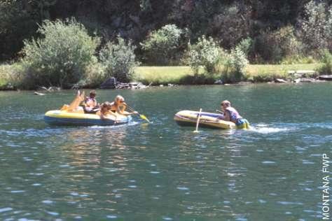 Recreation for Fish wildlife and parks